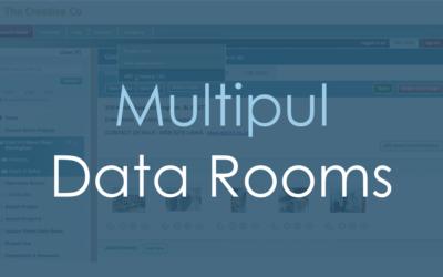 Multiple Data Rooms
